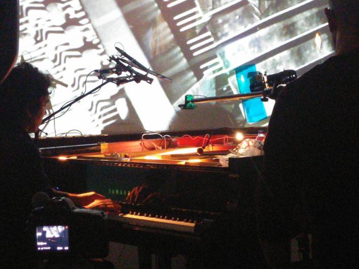 Sonic Parkour. Nacho Muñoz. In concert 1